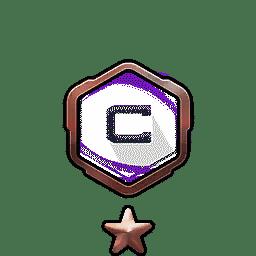 Overwatch Portrait Rahmen Level 101-110