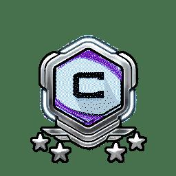 Overwatch Portrait Rahmen Level 1031-1040