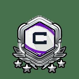 Overwatch Portrait Rahmen Level 1051-1060