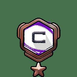 Overwatch Portrait Rahmen Level 111-120