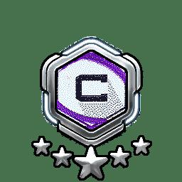 Overwatch Portrait Rahmen Level 1121-1130