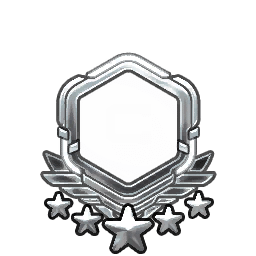 Overwatch Portrait Rahmen Level 1151-1160