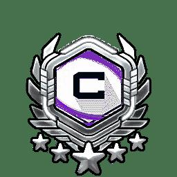 Overwatch Portrait Rahmen Level 1181-1190