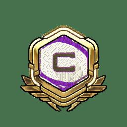 Overwatch Portrait Rahmen Level 1251-1260