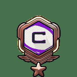 Overwatch Portrait Rahmen Level 131-140