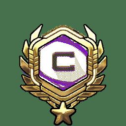 Overwatch Portrait Rahmen Level 1381-1390