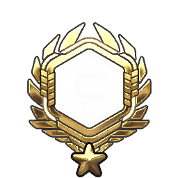 Overwatch Portrait Rahmen Level 1391-1400