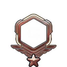 Overwatch Portrait Rahmen Level 141-150