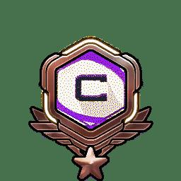 Overwatch Portrait Rahmen Level 151-160
