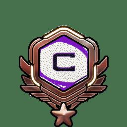 Overwatch Portrait Rahmen Level 161-170