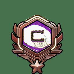 Overwatch Portrait Rahmen Level 171-180