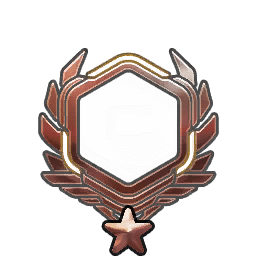 Overwatch Portrait Rahmen Level 181-190