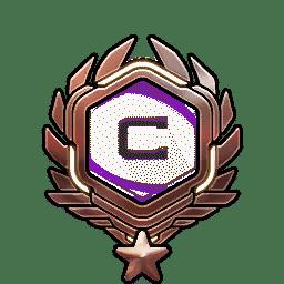 Overwatch Portrait Rahmen Level 191-200