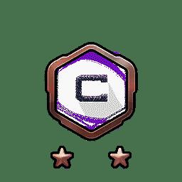Overwatch Portrait Rahmen Level 201-210