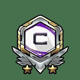 Overwatch Portrait Rahmen Level 2051-2060