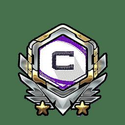 Overwatch Portrait Rahmen Level 2061-2070