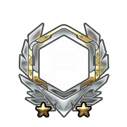Overwatch Portrait Rahmen Level 2081-2090