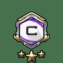 Overwatch Portrait Rahmen Level 2111-2120