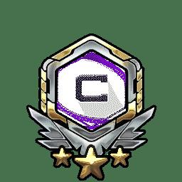 Overwatch Portrait Rahmen Level 2151-2160