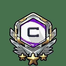 Overwatch Portrait Rahmen Level 2161-2170