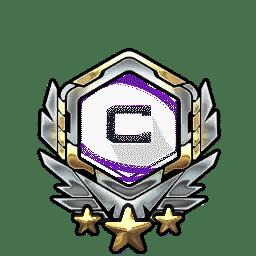 Overwatch Portrait Rahmen Level 2171-2180