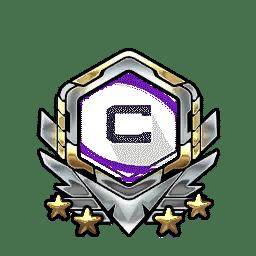 Overwatch Portrait Rahmen Level 2261-2270