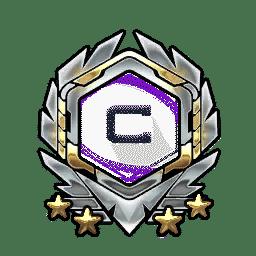 Overwatch Portrait Rahmen Level 2291-2300