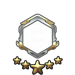 Overwatch Portrait Rahmen Level 2311-2320