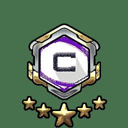 Overwatch Portrait Rahmen Level 2321-2330