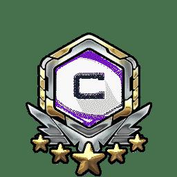 Overwatch Portrait Rahmen Level 2351-2360