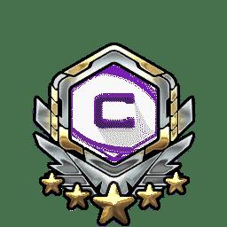 Overwatch Portrait Rahmen Level 2361-2370