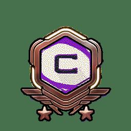 Overwatch Portrait Rahmen Level 241-250