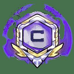 Overwatch Portrait Rahmen Level 2441-2450