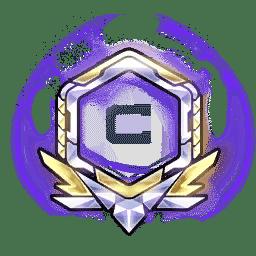 Overwatch Portrait Rahmen Level 2451-2460