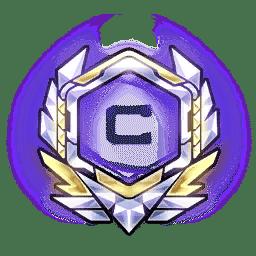 Overwatch Portrait Rahmen Level 2481-2490