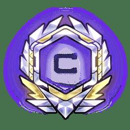 Overwatch Portrait Rahmen Level 2491-2500
