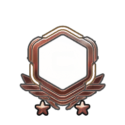Overwatch Portrait Rahmen Level 251-260