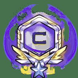 Overwatch Portrait Rahmen Level 2551-2560