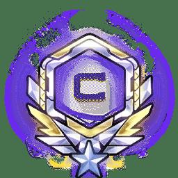Overwatch Portrait Rahmen Level 2561-2570