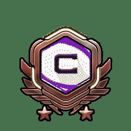 Overwatch Portrait Rahmen Level 261-270