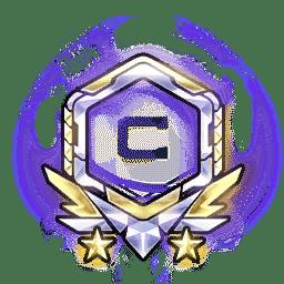 Overwatch Portrait Rahmen Level 2651-2660