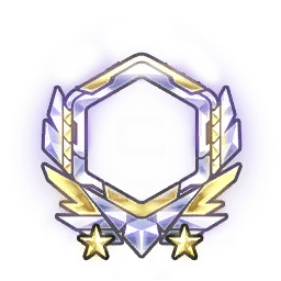 Overwatch Portrait Rahmen Level 2671-2680
