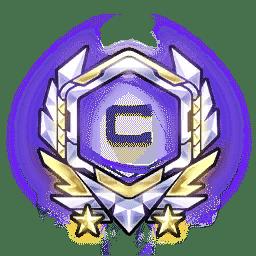 Overwatch Portrait Rahmen Level 2681-2690