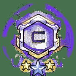 Overwatch Portrait Rahmen Level 2721-2730