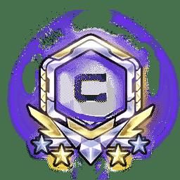 Overwatch Portrait Rahmen Level 2851-2860