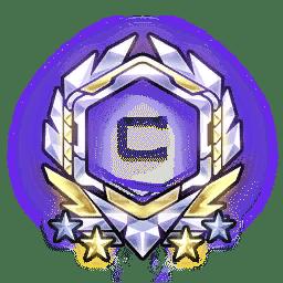 Overwatch Portrait Rahmen Level 2891-2900