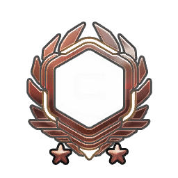 Overwatch Portrait Rahmen Level 291-300