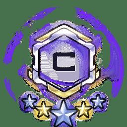Overwatch Portrait Rahmen Level 2911-2920