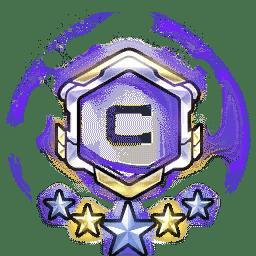 Overwatch Portrait Rahmen Level 2921-2930