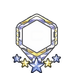 Overwatch Portrait Rahmen Level 2931-2940